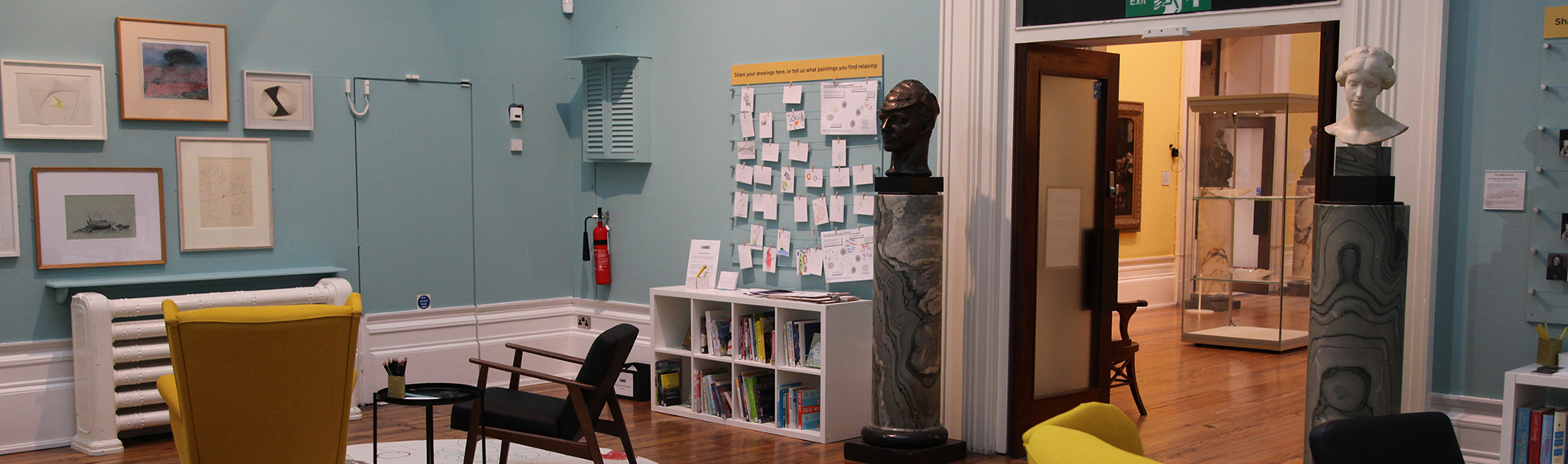 image of Wellbeing Gallery