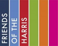 Friends of the Harris logo