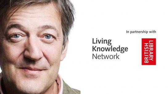 Stephen Fry in Conversation