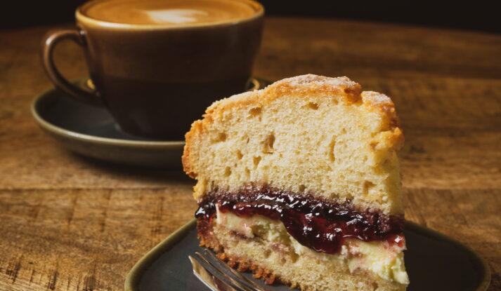 Harris Café Coffee and Cake
