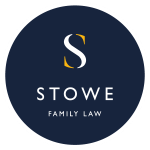 The Harris Open exhibition prize sponsors logo STOWE family Law