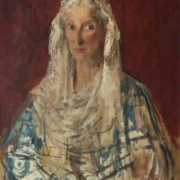 Image of the painting Dorelia