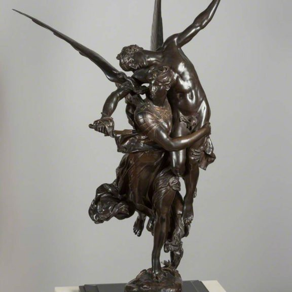 Image of the sculpture Gloria Victis