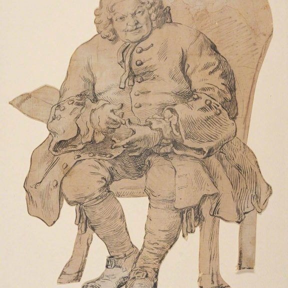 Image of the drawing Simon Fraser Lord Lovat