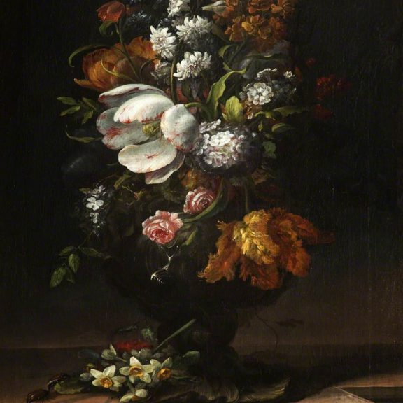 Image of the painting Summer Flowers